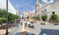 Panorámica plaza San Sebastian